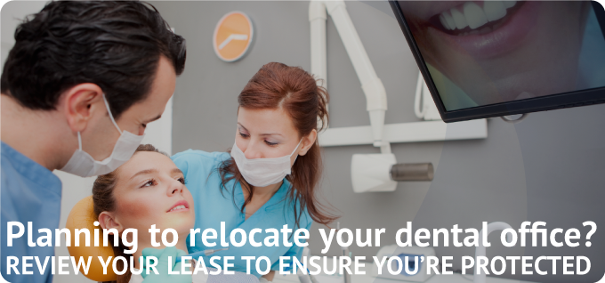 Dental Practice Relocation