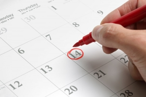 Track important lease dates