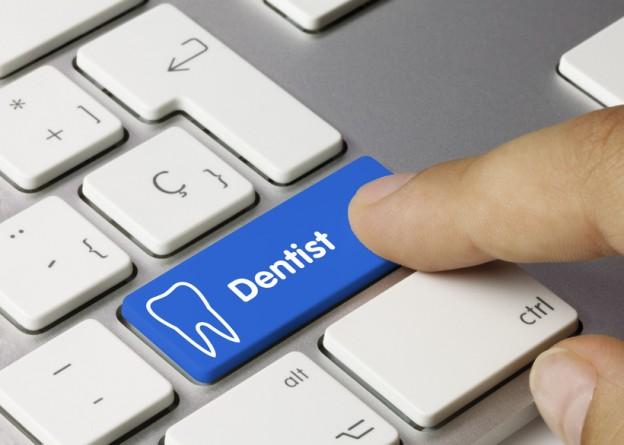 Dentist Keyboard Button