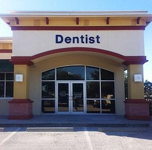 Dental Office Front