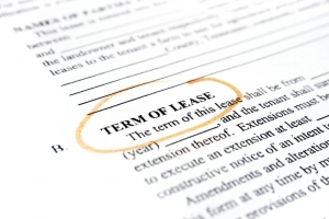 Terms of Lease