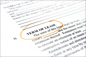 Terms of the lease agreement